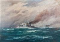 austrian war vessels of world war i by august von ramberg