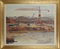 chantier de construction by robert liard