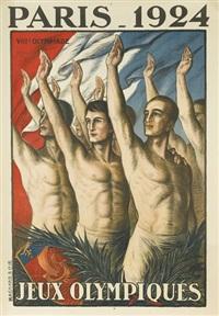 paris/jeux olympiques by jean droit
