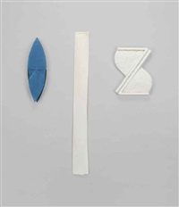 whiteness 1 by richard tuttle