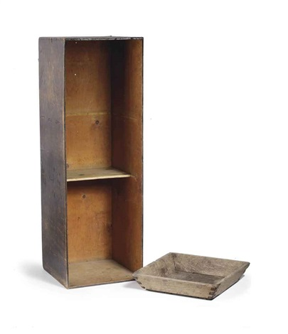 stacking cupboard and peel potato dish 2 works by gerrit thomas rietveld
