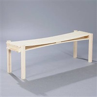 svalen bench by jens jacob olesen