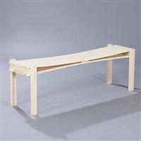 svalen bench by jens jacob olesen