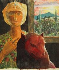 figura mitologica by alberto abate