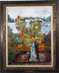 breath of spring by david nemerov