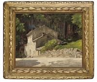 casa nel bosco by emmanuele costa