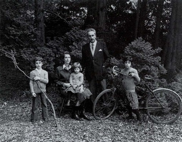 an italian family bergamo italy by evelyn hofer
