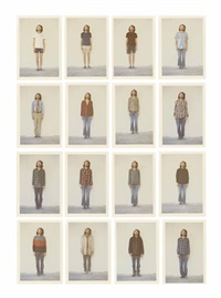 all my clothes (in 16 parts) by charles ray