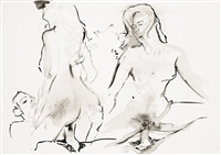 untitled no. 47 by cecily brown