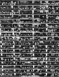 spectators on balconies by eddie adams