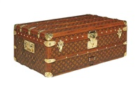 cabine trunk by louis vuitton