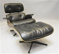 lounge chair by charles eames