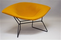 sessel by harry bertoia
