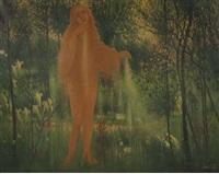 lente (center panel of triptych) by henri van daalhoff