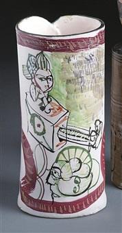 vase by gilbert portanier