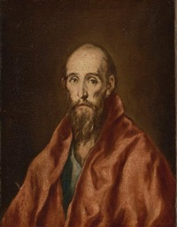 st. paul by el greco