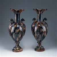 paar vasen (pair) by jerome massier