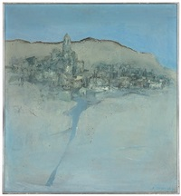 medina sidonia, early morning by anthony whishaw