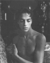 portrait de jeune homme by david maitland armstrong