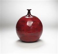 vase by polia and william pillin