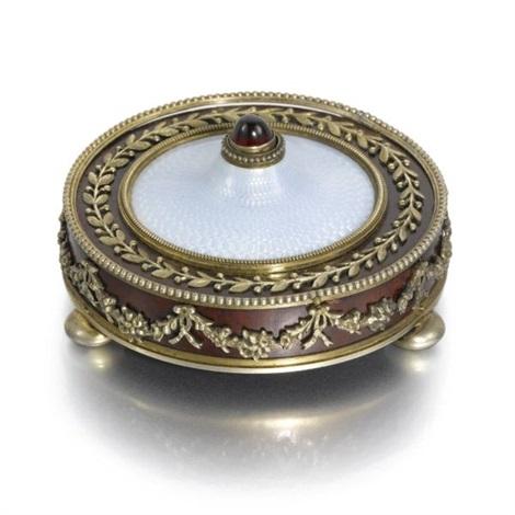 a bell push by johann viktor aarne