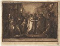 studio neoclassico di composizione by vincenzo camuccini
