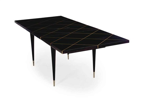dining table (model m856) by tommi parzinger