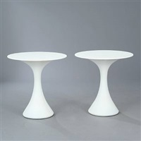 two kissi kissi outdoor tables by miki astori