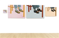 untitled (4 works) by francis alÿs