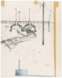 ohne titel (overpass) by edgar arceneaux