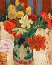 tulips by sigurd swane