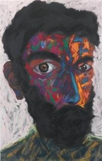head #172 by lucas samaras