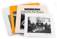 bill owens set box: suburbia; our kind of people; working (3 works) by bill owens