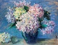 花卉 by meng guang