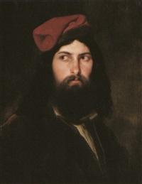 portrait d'un homme napolitain by nicaise de keyser