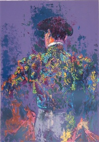 torreador by leroy neiman