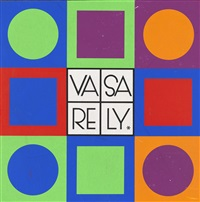 planetary folklore participation no.1 by victor vasarely