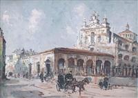 la chiesa di san celso in corso italia by giuseppe amadio riva