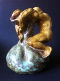 femme à la cruche by emile muller and james vibert