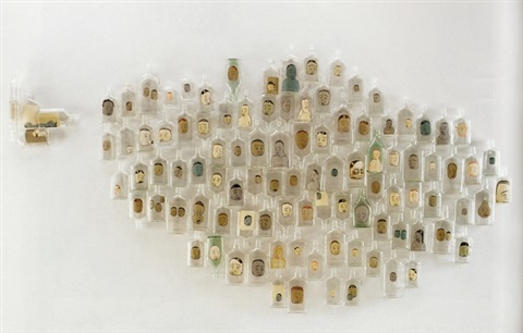 untitled bottles by barry mcgee