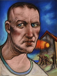 son of ham by peter howson