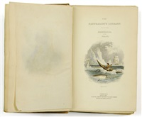the naturalist's library mammalia vol. vi ordinary cetacea or whales (bk w/29 works) by william (sir) jardine (editor)
