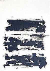 composition grise by joan mitchell