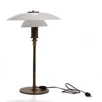 ph-4/3 table lamp by poul henningsen