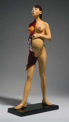 virgin exposed by damien hirst