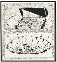 the buried treasure by mike kelley