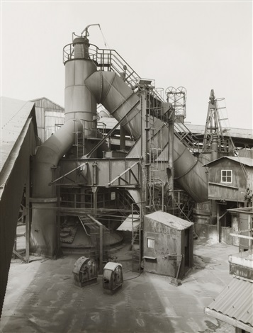 blast furnace liège seraing belgium by bernd and hilla becher