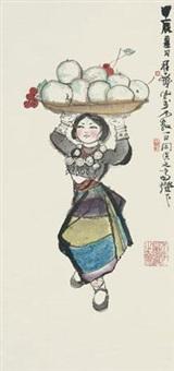 丰收图 by cheng shifa