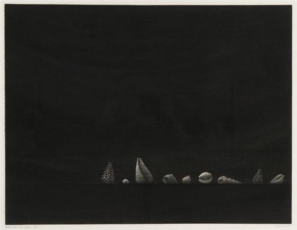 nine shells by yozo hamaguchi