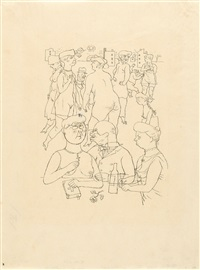 werbung by george grosz
